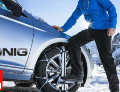 Catene da neve König nella gamma prodotti di CATI spa